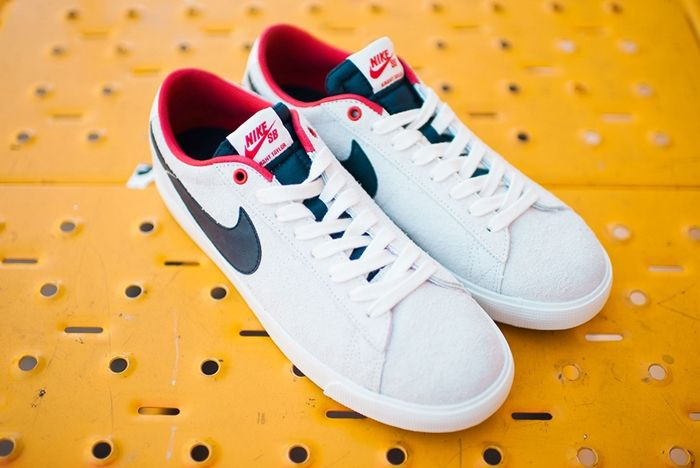 Nike Sb Grant Taylor Blazer Low 3