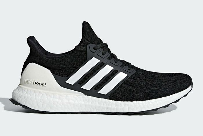 Adidas Ultra Boost Show Your Stripes Core Black Cloud White Carbon Aq0062 2