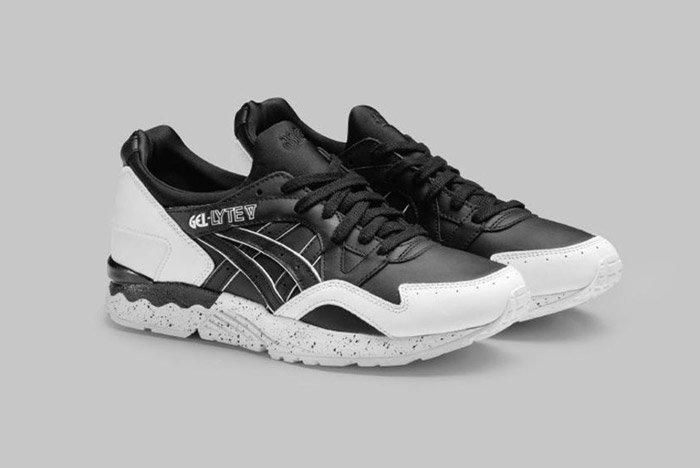 Asics Gel Lyte V Oreo Black White 1