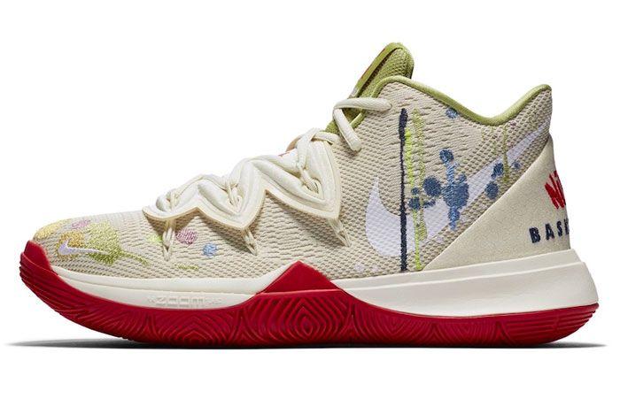 Nike Kyrie 5 Bandulu Left
