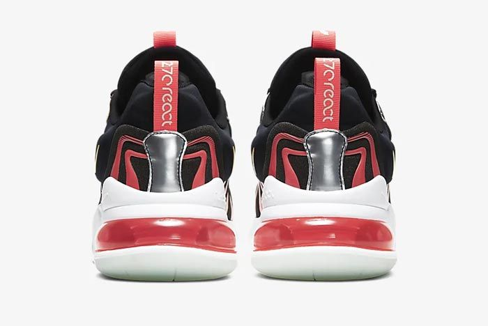 Nike Air Max 270 React Eng Alien Heels