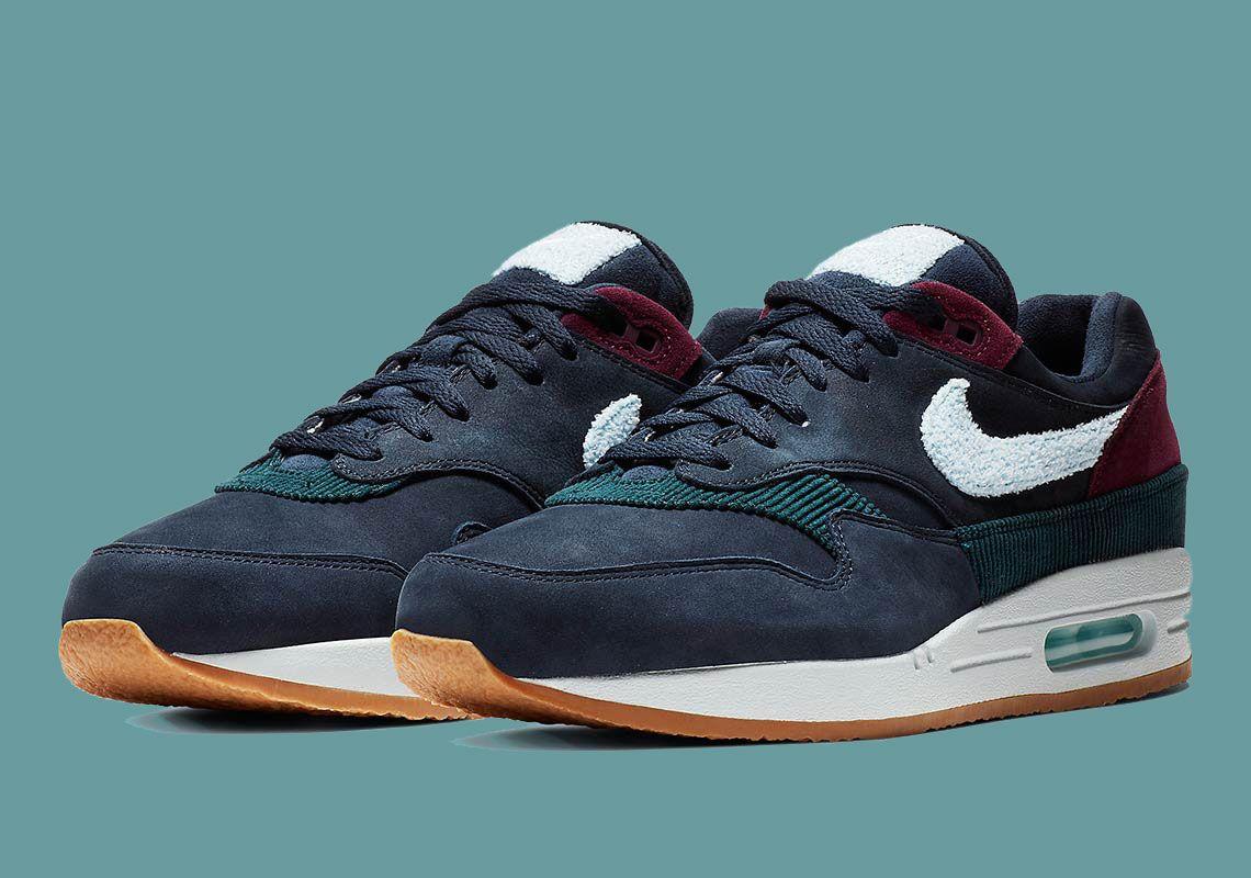 Nike Air Max 1 Crepe Sole Cd7861 400 4 Sneaker Freaker