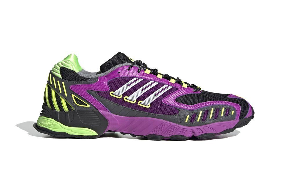 adidas Torsion TRDC Purple Right