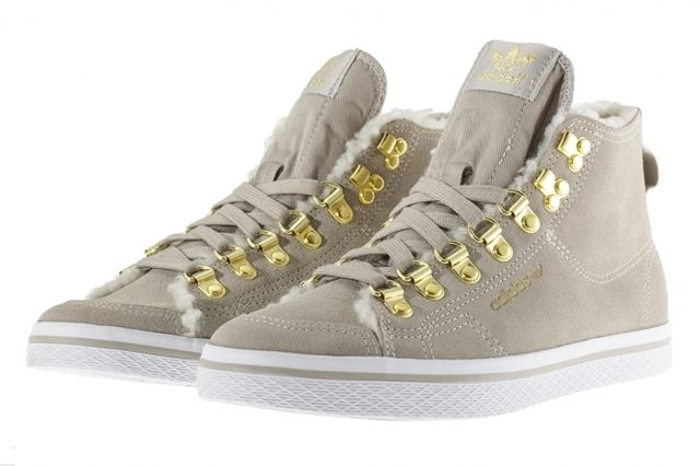 Adidas Originals Honey Hook Collegiate Silver Pair