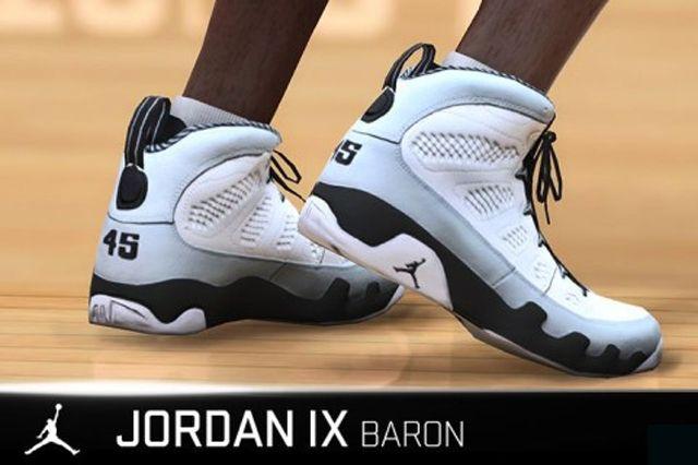 Nba 2 K15 Air Jordan Retros 3