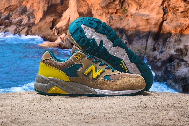 New Balance 580 Japan Exclusive Pack By Livestock 3