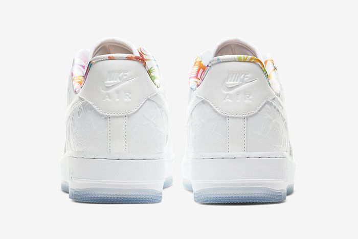 Nike Air Force 1 Low Chinese New Year Cu8870 117 2020 Heel