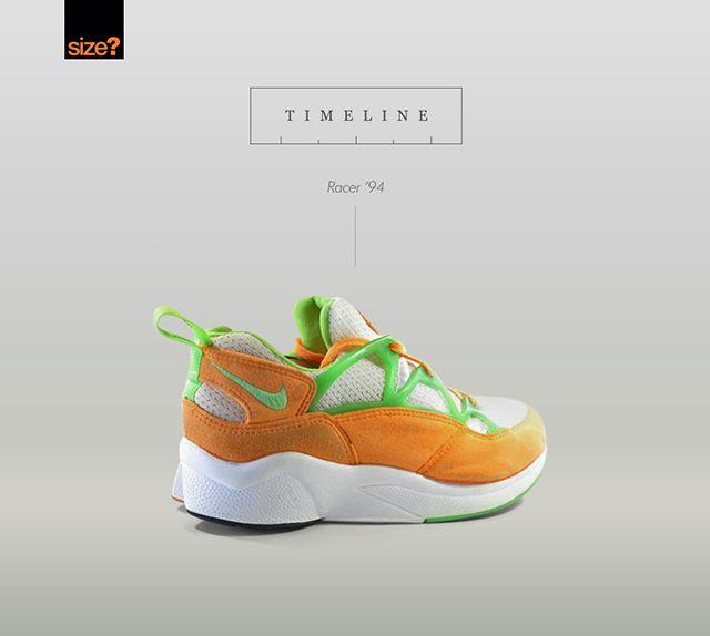 Nike Huarache Light Atomic Mango 2