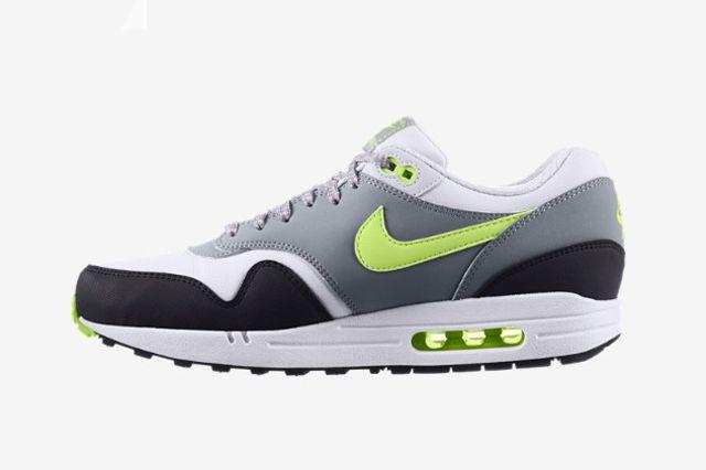 Nike Air Max 1 Dark Grey Volt 3