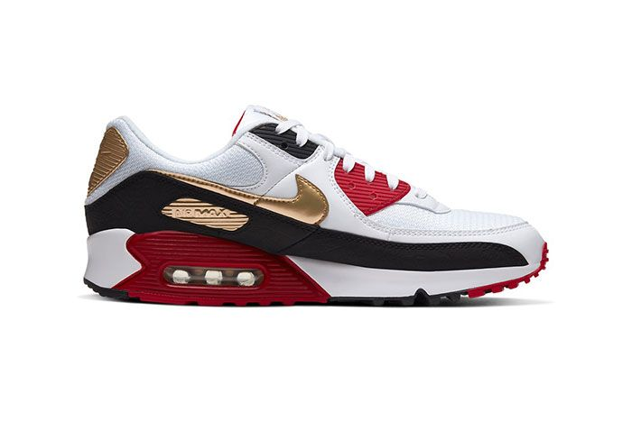 Nike Air Max 90 Chinese New Year Right