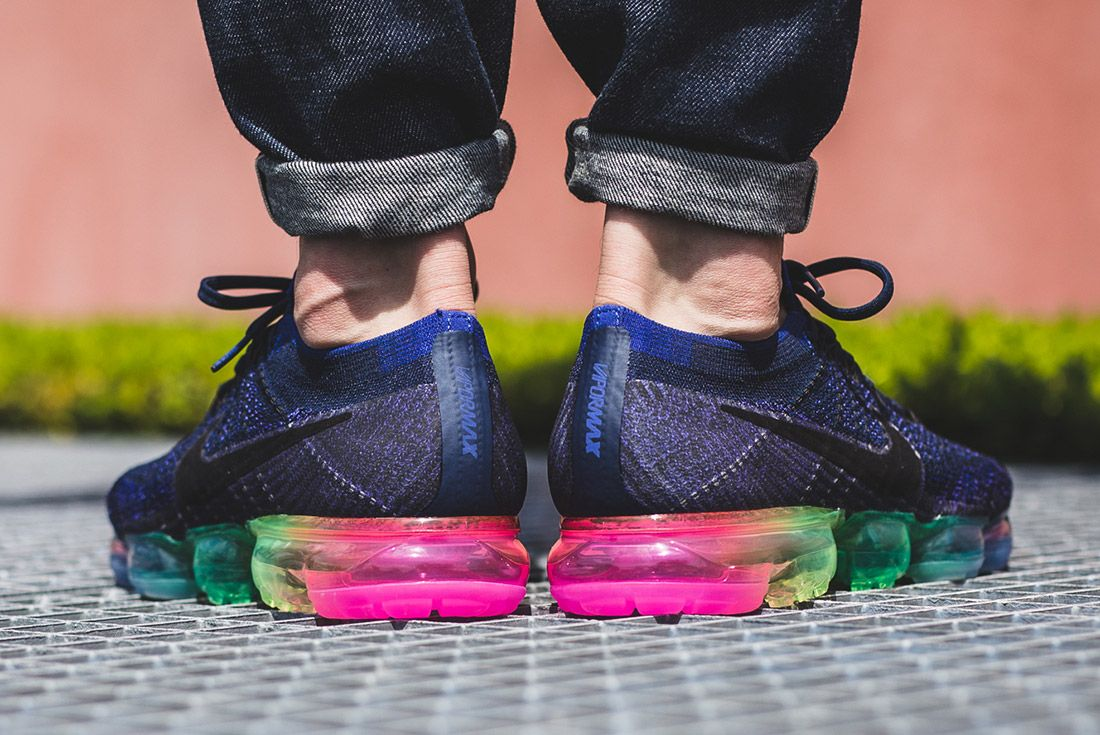 Adidas Vapormax Be True Rainbow 2