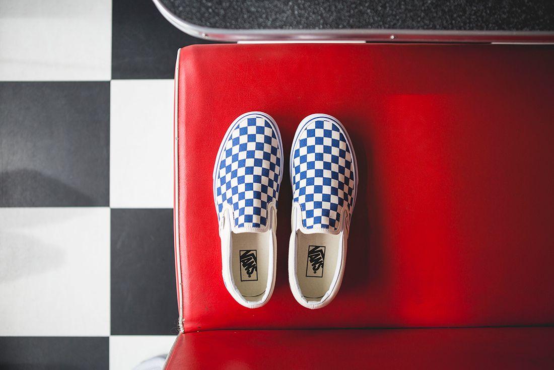 Vans Slip On Checkered Sneaker Freaker 8