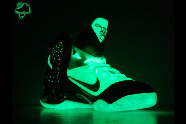 Nike Lebron 9 Brightest Galaxy Customs Gourmet Kickz 08 1