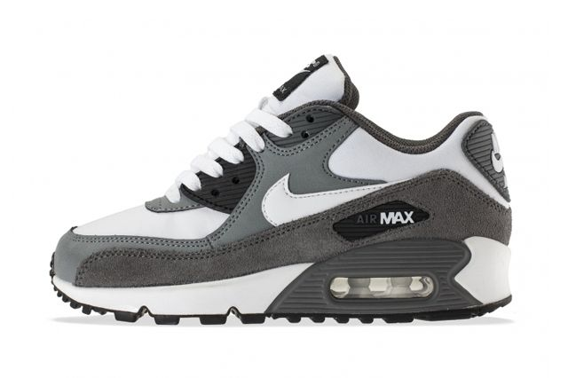 Nike Air Max 90 Cool Grey Dark Grey 4