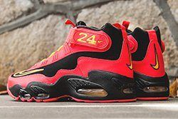 Nike Air Griffey Max 1 Laser Crimson Thumb