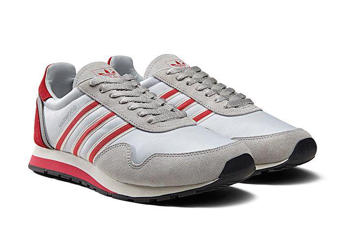 Adidas Spezial Harwood White Red 1