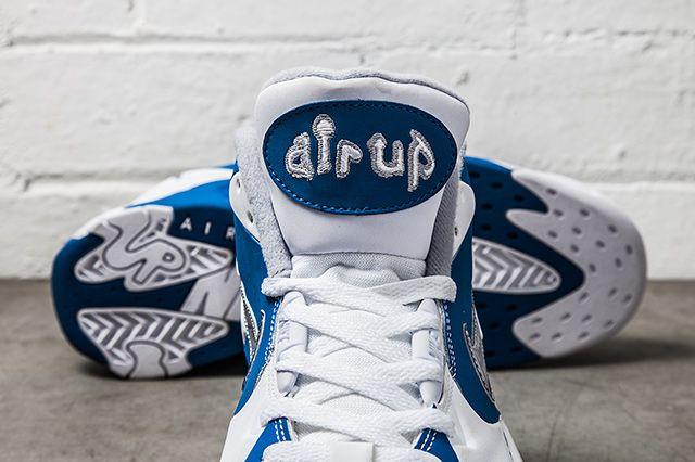 Nike Air Up 14 Military Blue 2