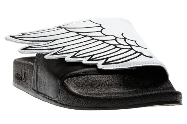 Jeremy Scott Wings Adilette Slide 14 1