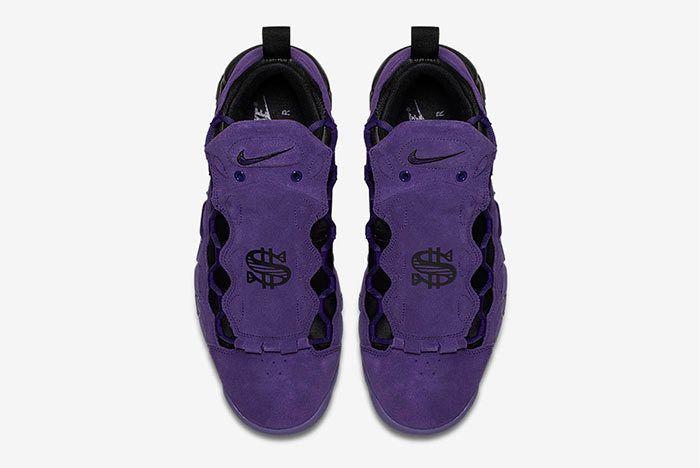 Nike Air More Money Purple 3
