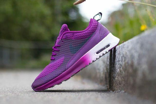 Nike Air Max Thea Bright Grape 1
