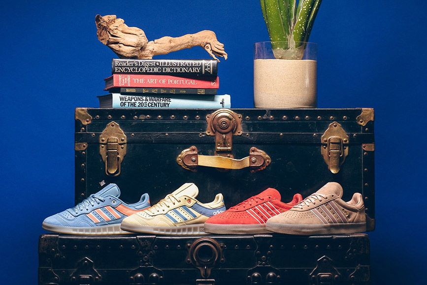 Oyster Holdings Adidas Where To Buy Sneaker Freaker