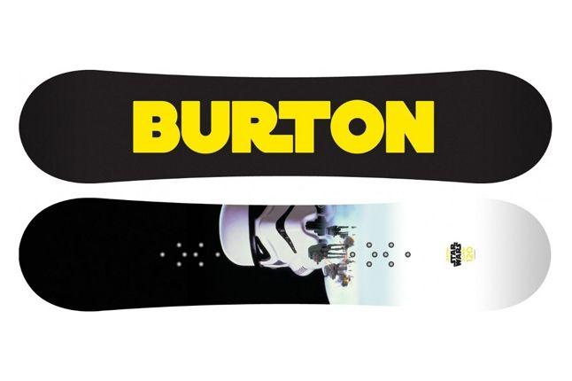 Burton Star Wars Snowboard 3 1