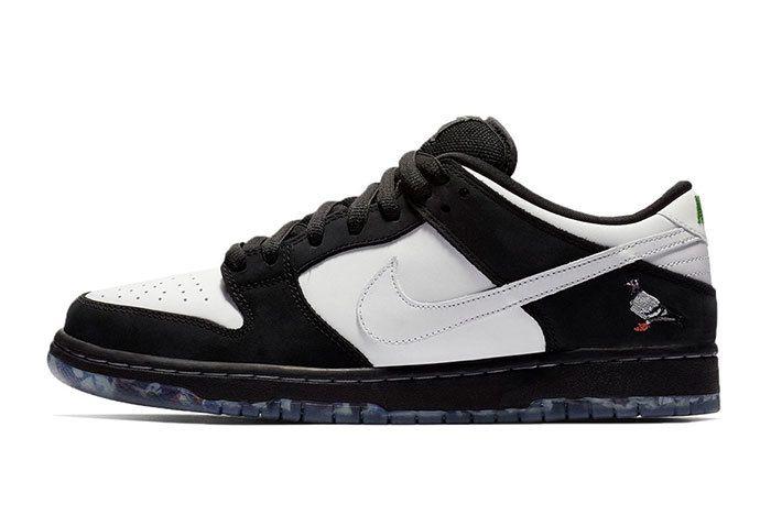 Nike Sb Dunk Panda Pigeon Wooden Box Release Date 51
