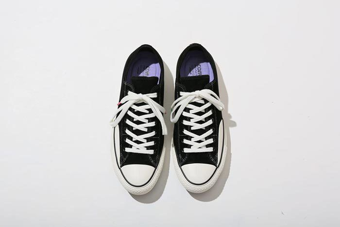 Converse Black Pack 4