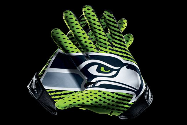 Seattle Seahawks Glove 1