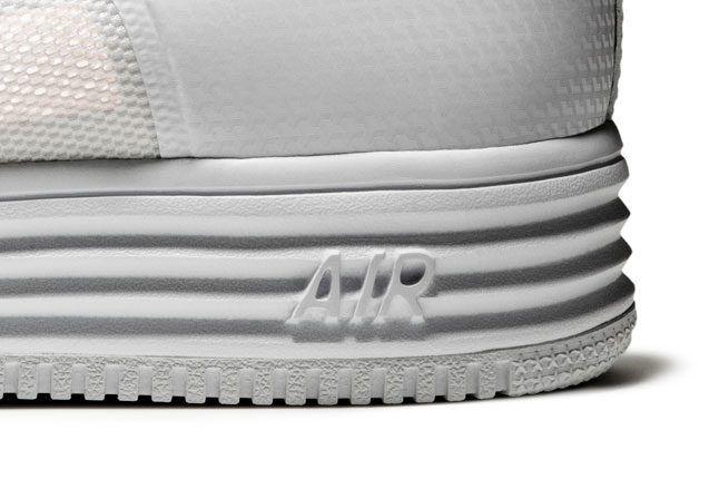 Nike Lunar Force 1 Air Heel 1