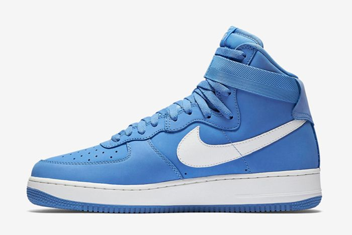 Nike Air Force 1 High University Bluesummit White6