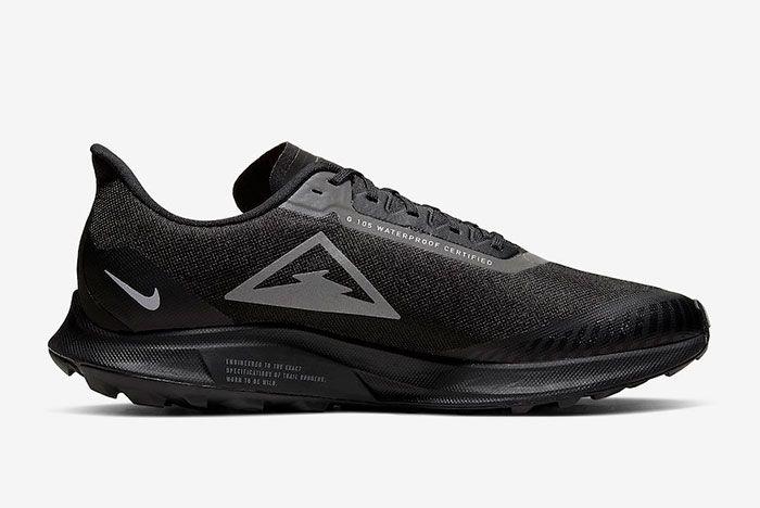 Nike Pegasus 36 Trail Gore Tex Bv7762 001 Medial