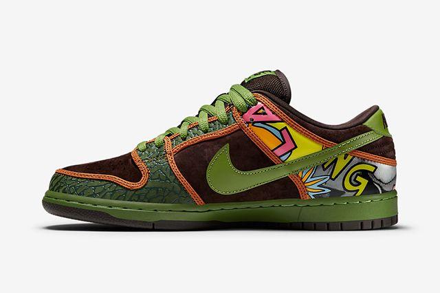 De La Soul Nike Sb Dunk Low