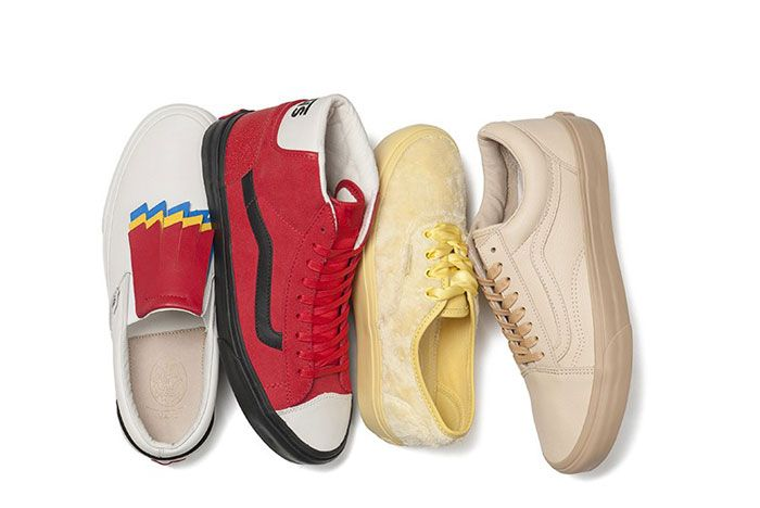 Vans Year Of The Rooster Collection 13