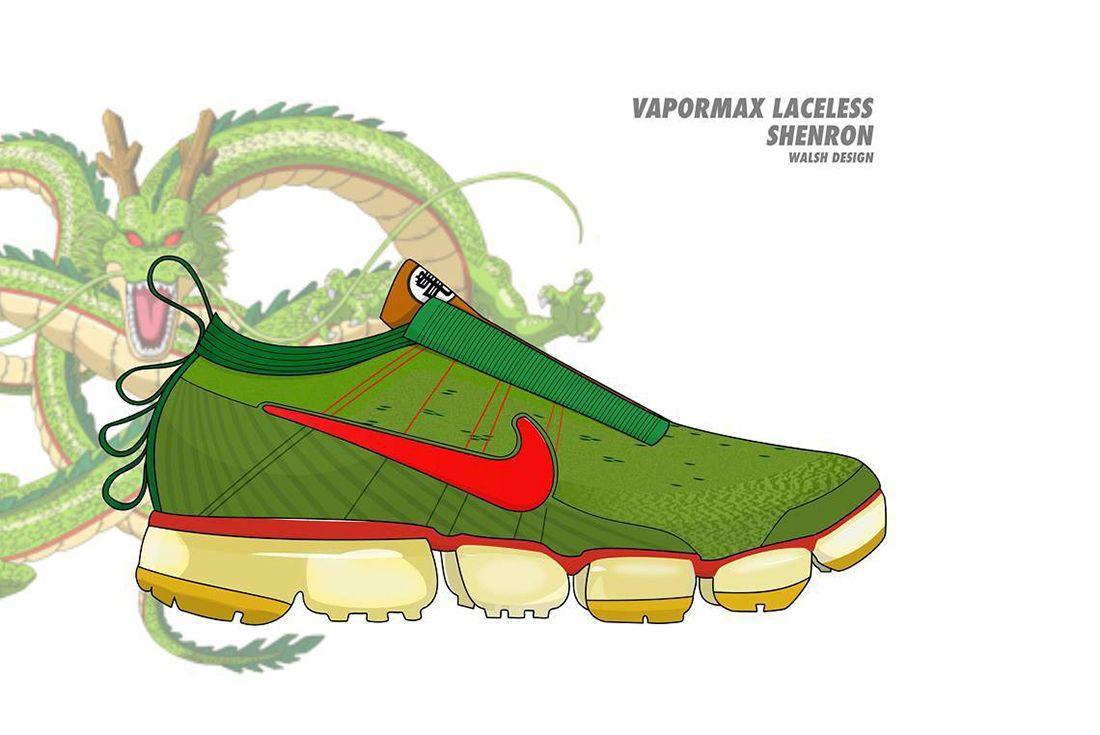 Dragon Ball Z Nike Walsh Design 11
