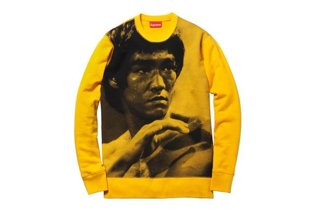 Supreme Bruce Lee Fw13 Capsule Collection 15