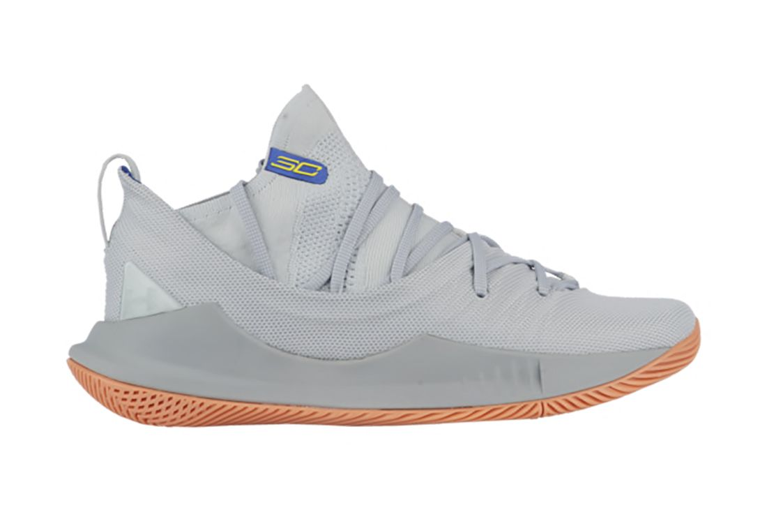 Curry 5 Nike Under Armour Basketball Under Retail Sale April 2019