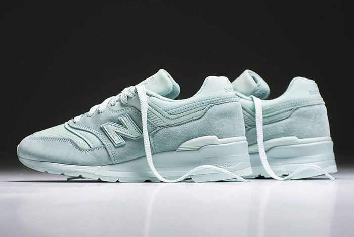 New Balance 997 Mint Julep 1