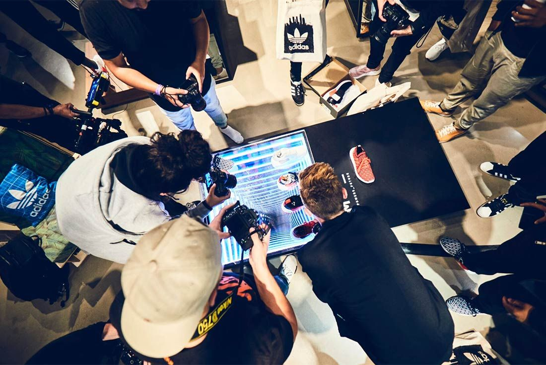Adidas Nmd Exhibition 4