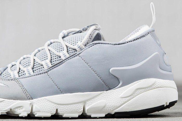 Nike Air Footscape Nm Wolf Grey Black Summit White 8