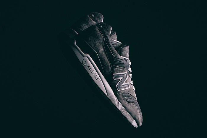 New Balance 997 5 Made In Usa Tonal Grey11