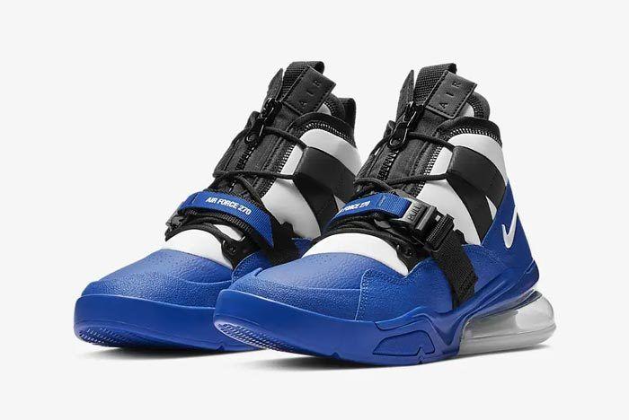Nike Air Force 270 Utility Racer Blue Pair