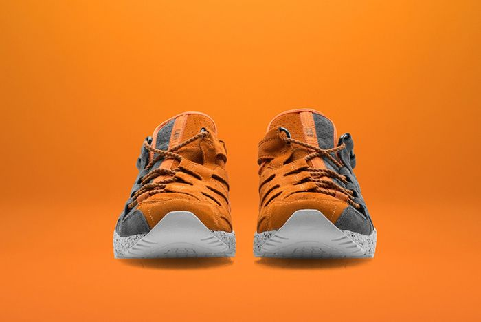Foss Asics Gel Mai Development Sunrize 5 Sneaker Freaker