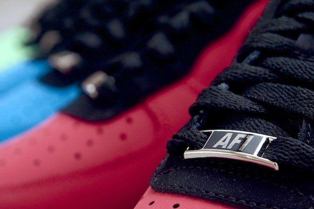 Nike Lunar Force 11 Laces 1