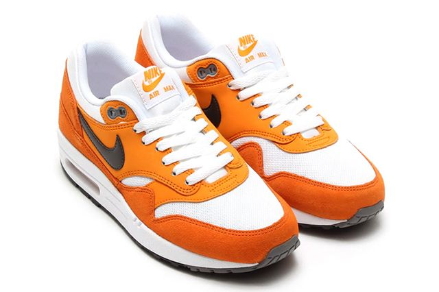 Nike Air Max 1 Kumquat White