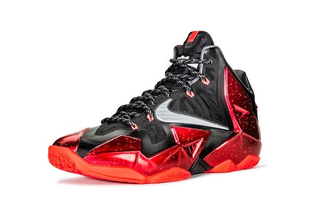 Nike Lebron 11 Away Edition 9