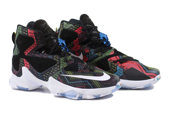 Check Out Nike Basketballs Entire Bhm Collection 2