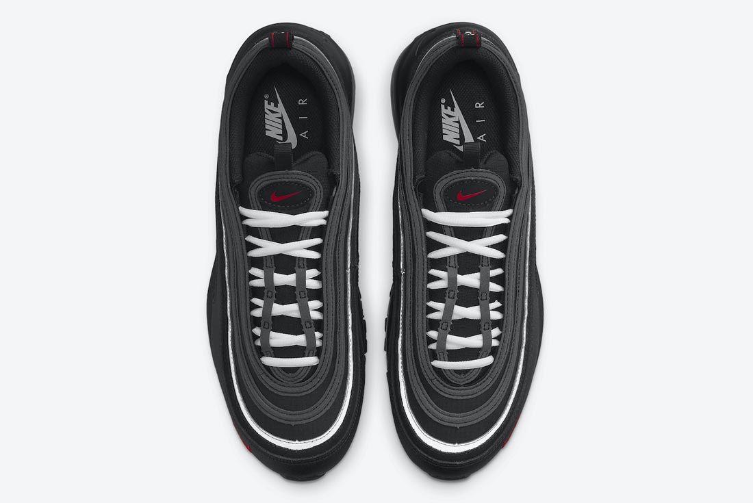 Nike Air Max 97 Black/White/Red