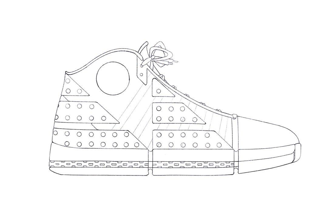 Creating The Air Jordan 16 – Behind The Design12