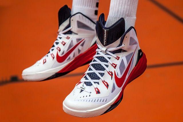 Nike Hyperdunk 2014 Foot Locker White 4